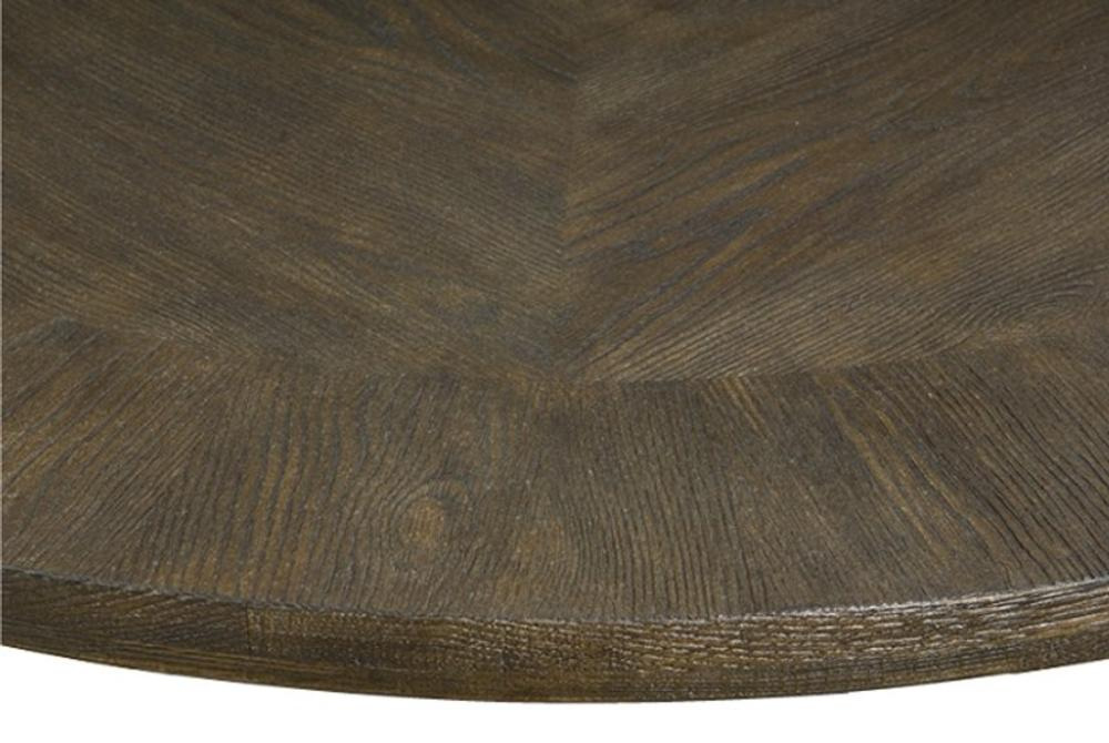 Bernhardt Antiquarian Dining Table Close Up Top  Bernhardt New Product February 2016
